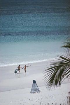 Slim Aarons Estate Edition - Harbour Island, Bahamas
