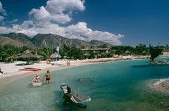 Slim Aarons Estate Edition - Kaloa Beach