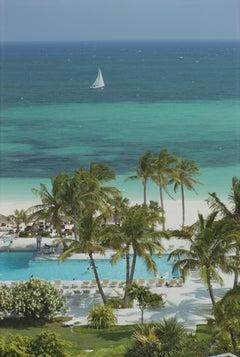 Slim Aarons Freeport Beach Bahamas (Slim Aarons Estate Edition)