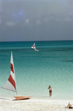 Slim Aarons Great Harbour Cay Bahamas (Slim Aarons Estate Edition)