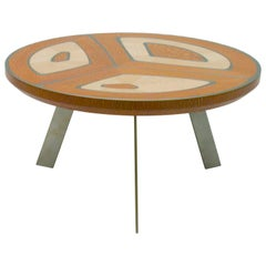 """""""Spanish Harlem"""" Browny Coffee Table by Ivan Paradisi, Italy"""