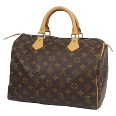 Speedy30  Womens  Boston bag M41108 Leather
