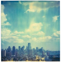 Jersey Views (Stay) - Contemporary, 21st Century, New York, Polaroid, Color