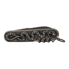 Stephen Webster Tequila Lore Sterling Silver Snake Swiss Army Knife