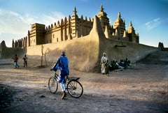 Mud Mosque in Djenne, Mali