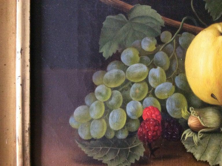 Biedermeier Still Life with Fruits, 1840