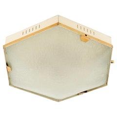 Stilnovo Flush Mount Ceiling Light Model 1183