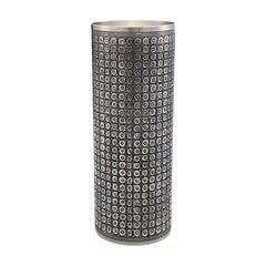 Sumer Silver Vase by Zanetto