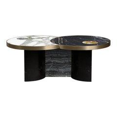 Sun and Moon Coffee Table by Bohinc Studio  Duplex Exclusive