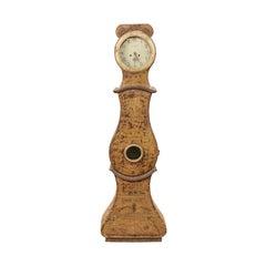 Swedish Grandfather Clock from 19th Century
