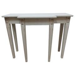 Swedish Gustavian Console Table