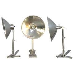 Swedish Task Lamps by Glory, circa 1930s