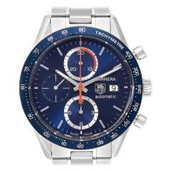 TAG Heuer Carrera 40th Anniversary Legend Men's Watch CV2015 Box Card