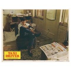 """Taxi Driver"" 1976 U.S. Scene Card"