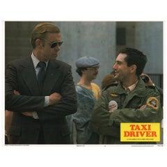 'Taxi Driver' 1976 U.S. Scene Card