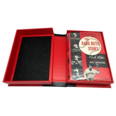 """""""The Babe Ruth Story"""" by Babe Ruth, Signed and Inscribed, First Edition, 1948"""