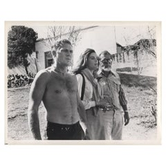 The Getaway 1972 U.S. Production Photo