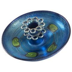 Tiffany Studios New York Favrile Glass Centrepiece