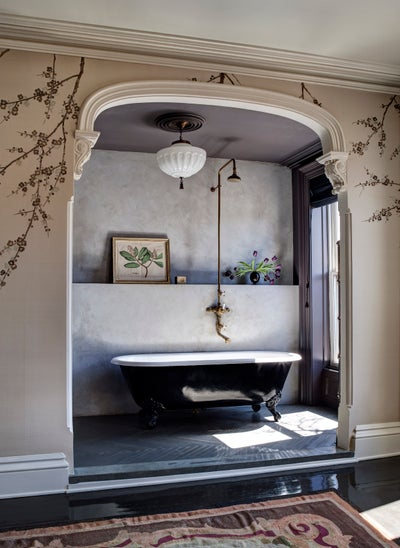 Roman and Williams Buildings and Interiors - Brooklyn Townhouse