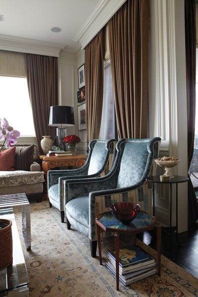 Philip Mitchell Design LLC - Penthouse Apartment
