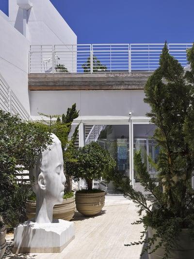 Joe Serrins Architecture Studio - Surfside Residence