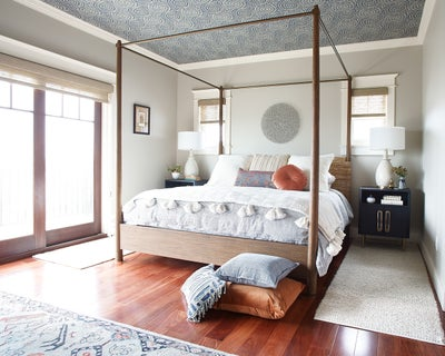 The Residency Bureau - Eclectic Master Bedroom