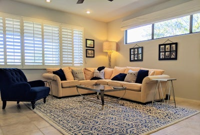 JC Robertson Designs - Bringing Art into the Family Room
