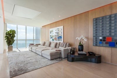 Collarte Interiors - Miami Beach Penthouse