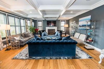 Gary Weller Interior Design - NYC TO FLORIDA