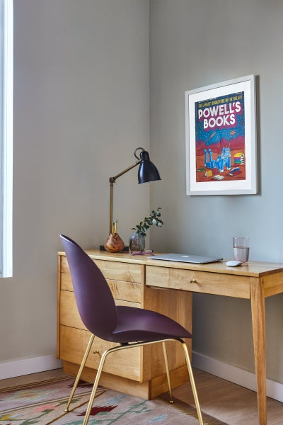 Indigo and Ochre Design - Boerum Hill Penthouse Duplex