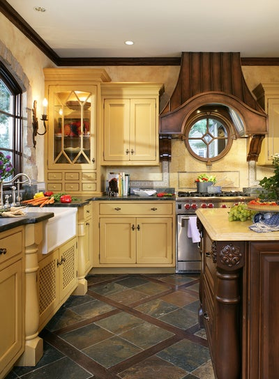 J. Stephens Interiors - French Country Charm