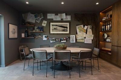 Bette Abbott Interior Design - Napa Valley Wine Gallery