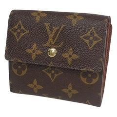 Tri-fold wallet  Portumone  billets Cult Credit  Womens  Tri-fold wallet M61652