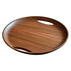 """Tropical Wood """"ADN"""" Serving Tray"""