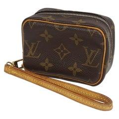 Trousse  Wapiti  Womens  pouch M58030 Leather