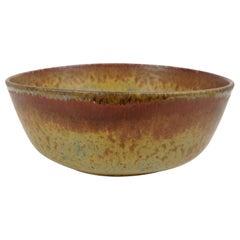 Unique Large Ceramic Bowl Carl-Harry Stålhane Rörstrand, Sweden