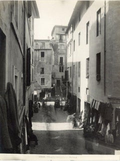 Ancient Ghetto - Disappeared Rome  - Early 20th Century