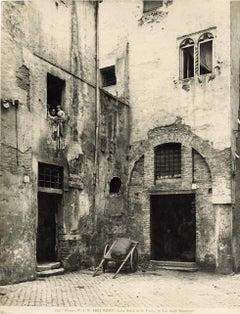Rome, St. Paul's House  - Early 20th Century