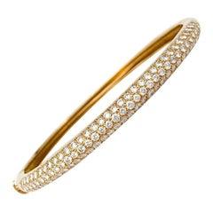 """Van Cleef & Arpels Bracelet, """"Eve"""" Collection, Diamonds"""