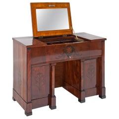Vanity Desk, probably Austria, circa 1815-1820