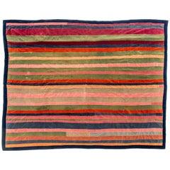 Velvet Patch Quilt from California