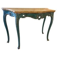 Rococo Tables