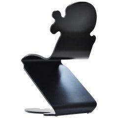 Verner Panton Pantonic 5010 Chair Studio Hag Denmark, 1992