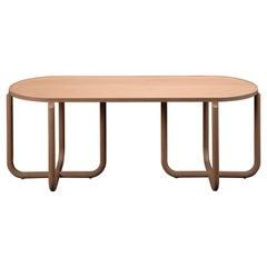 Verso Coffee Table, Beechwood