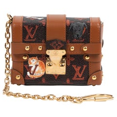 Very Limited Louis Vuitton Grace Coddington Miniature Essential Trunk Petite-Mal