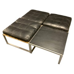 Very Rare and Important Seating Unit 108 by Jorgen Hoj
