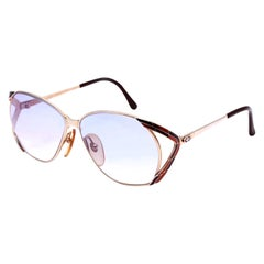 Vintage Christian Dior Sunglasses 2705