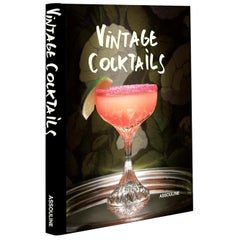 """""""Vintage Cocktails"""" Book"""