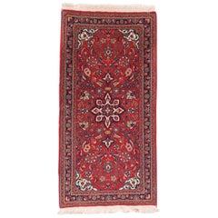 Vintage Farahan Persian Rug
