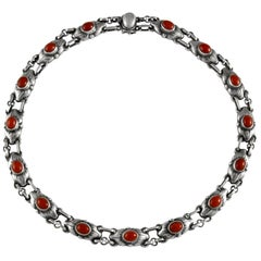 Vintage Georg Jensen Necklace 22